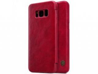 Nillkin Qin flipové pouzdro Xiaomi Pocophone F1, red