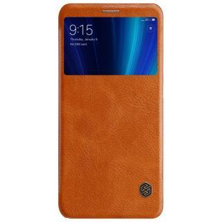 Nillkin Qin S-View flipové pouzdro pro Xiaomi Mi A2, brown