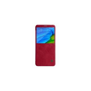 Nillkin Qin S-View flipové pouzdro pro Xiaomi Redmi Note 5, red