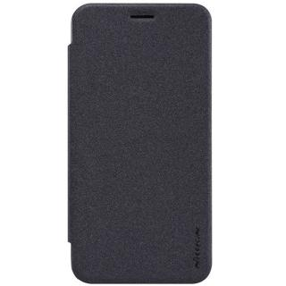Nillkin Sparkle flipové pouzdro Apple iPhone X black