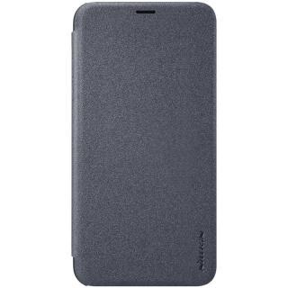 Nillkin Sparkle flipové pouzdro pro Apple iPhone XS Max, black