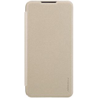 Nillkin Sparkle flipové pouzdro pro Xiaomi Mi A3, gold