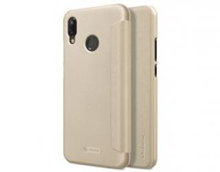 Nillkin Sparkle flipové pouzdro pro Xiaomi Mi8, gold