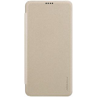 Nillkin Sparkle Folio pouzdro pro Xiaomi Mi8 Lite, gold
