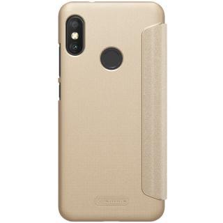 Nillkin Sparkle Folio pouzdro pro Xiaomi Mi9 T, gold