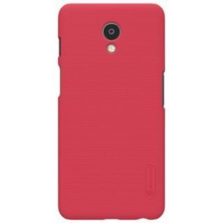 Nillkin Super Frosted kryt pro Xiaomi Redmi Note 5, Red
