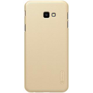 Nillkin Super Frosted kryt Samsung Galaxy J4 Plus, gold
