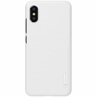 Nillkin Super Frosted kryt Xiaomi Mi 8, white