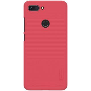 Nillkin Super Frosted Zadní Kryt pro Xiaomi Mi8 Lite red