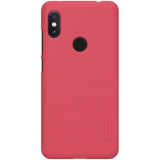 Nillkin Super Frosted zadní kryt pro Xiaomi Redmi Note 6 Pro, red