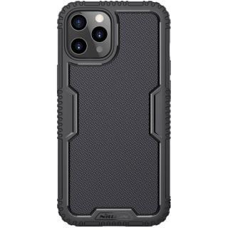 Nillkin Tactics silikonový kryt Apple iPhone 12/12 Pro black