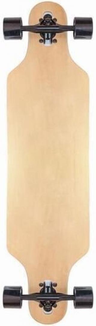 Nils Extreme 40*10 Longboard Wood