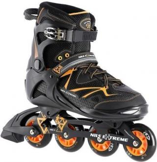 Nils Extreme NA9022 Roller Skates Orange 255