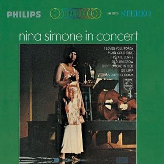 Nina Simone In Concert  Black