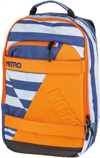 Nitro Axis Heather stripe více barev