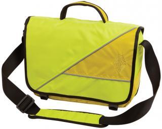 Nitro Evidence bag Lime žlutá