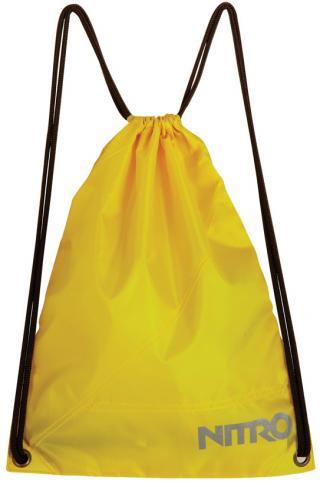 Nitro Sports sack Lime žlutá