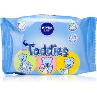 Nivea Baby Toddies čisticí ubrousky pro děti 60 ks 60 ks
