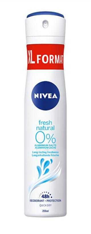Nivea Deodorant ve spreji Fresh Natural 200 ml dámské