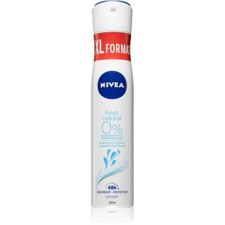 Nivea Fresh Natural deodorant ve spreji 48h 200 ml dámské 200 ml