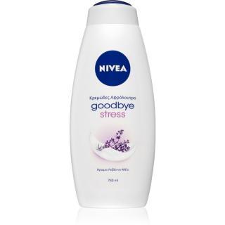 Nivea Goodbye Stress krémový sprchový gel maxi 750 ml dámské 750 ml