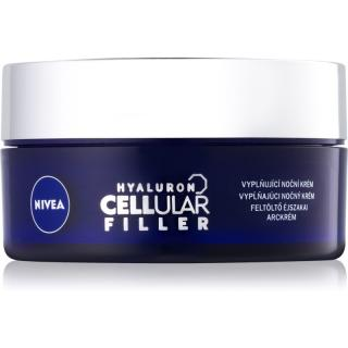 Nivea Hyaluron Cellular Filler vyplňující noční krém 50 ml dámské 50 ml