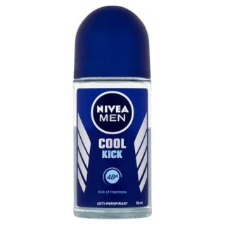 Nivea Kuličkový antiperspirant pro muže Cool Kick 50 ml