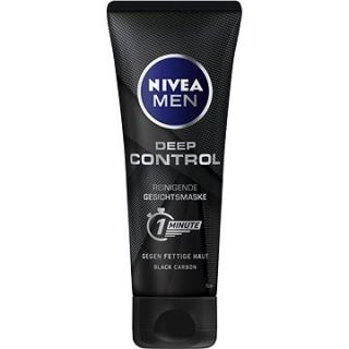 NIVEA Men Deep Control Face Mask 75 ml
