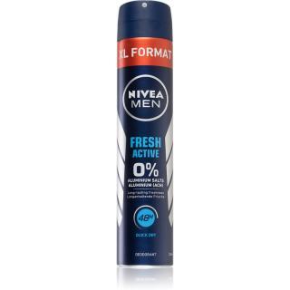Nivea Men Fresh Active deodorant ve spreji bez obsahu hliníku 200 ml pánské 200 ml