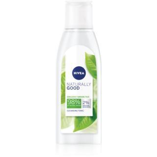 Nivea Naturally Good čisticí pleťová voda 200 ml dámské 200 ml