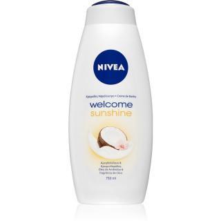 Nivea Welcome Sunshine krémový sprchový gel maxi 750 ml dámské 750 ml