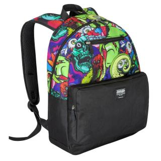 No Fear Graffiti Backpack Other One size