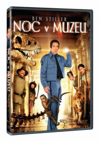 Noc v muzeu - DVD