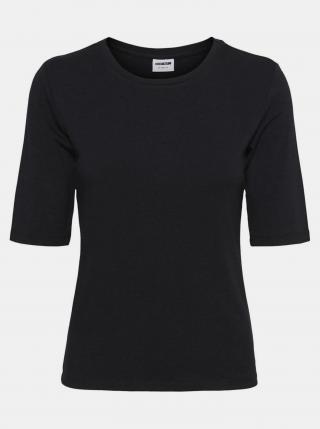 Noisy May černé dámské tričko Lina - L dámské černá L