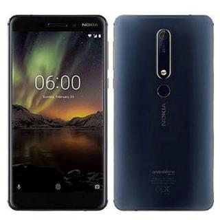 Nokia 6.1 Blue 64GB /4GB  Dual SIM