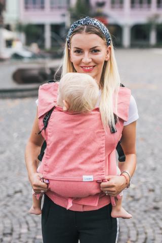 Nosítko Be Lenka 4ever - Pink klasické bez možnosti křížení