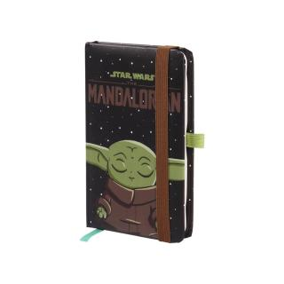 NOTEBOOK A6 THE MANDALORIAN Other One size