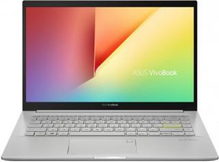 Notebook asus k413fa-eb784t 14 i3 8gb, ssd 256gb
