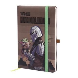 NOTEBOOK TO 5 THE MANDALORIAN Other A5