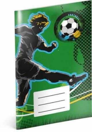 Notýsek Fotbal A6