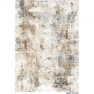 Novel VINTAGE KOBEREC, 120/180 cm, hnědá, šedá, bílá - hnědá, šedá, bílá 120/180