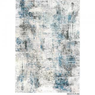 Novel VINTAGE KOBEREC, 120/180 cm, modrá, šedá, bílá - modrá, šedá, bílá 120/180