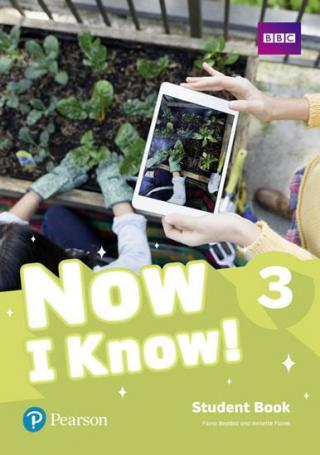 Now I Know 3 Student Book - Beddall Fiona