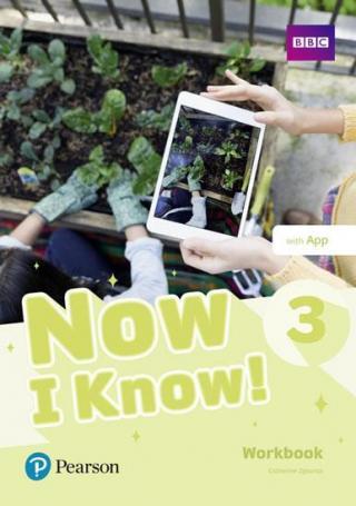Now I Know 3 Workbook with App - Zgouras Catherine