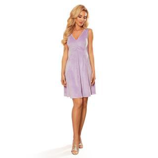 NUMOCO Womans Dress 238-3 dámské Heather S