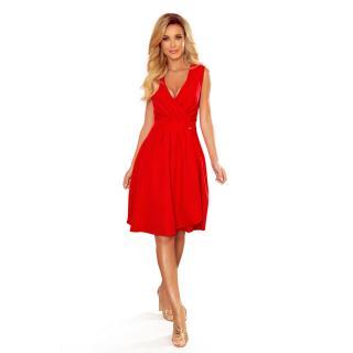 NUMOCO Womans Dress 338-1 dámské Red S