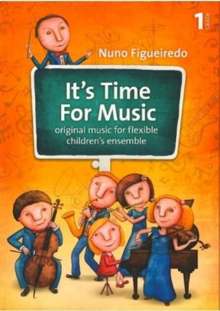 Nuno Figueiredo Its Time For Music 1