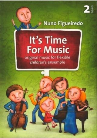 Nuno Figueiredo Its Time For Music 2