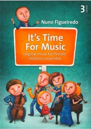 Nuno Figueiredo Its Time For Music 3
