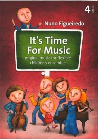 Nuno Figueiredo Its Time For Music 4